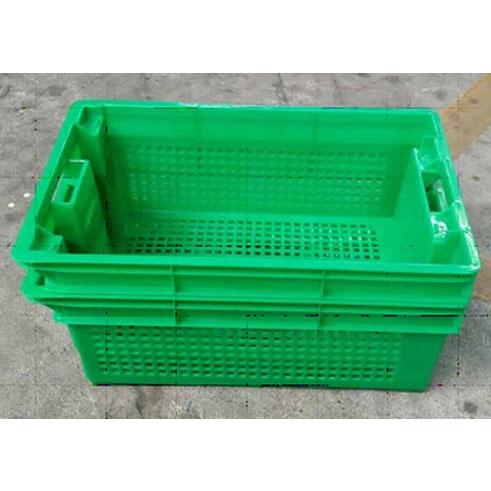 Cajas encajables de plástico perforadas - Cajas encajables de plástico perforadas