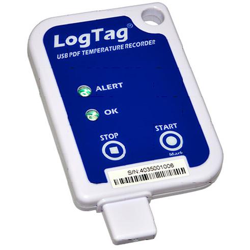 "TERMÓGRAFO LOG TAG ""USRIC 8 USB - Termógrafo LOG TAG ""USRIC-8 USB PDF"""