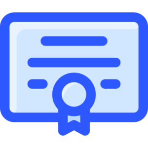 certificate 300x300 - Empresa