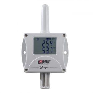 w3810 TempHum 300x300 - Registrador inalámbrico Temperatura y Humedad W3810 T+H